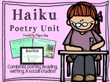 Haiku Poetry Unit