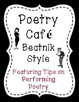 Poetry Cafe: Beatnik Style