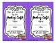 """Poetry Cafe Parent Invitation & """"Open"""" Sign"""