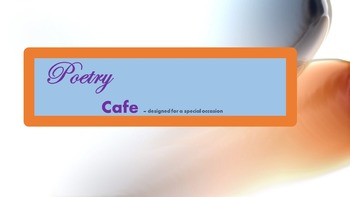 Poetry Cafe Performance with Student Entertainment