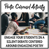 Poetry Carousel Activity