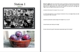 Poetry Carousel PowerPoint and Handouts