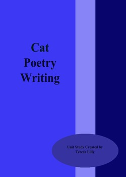 Poetry: Cat Poetry Writing