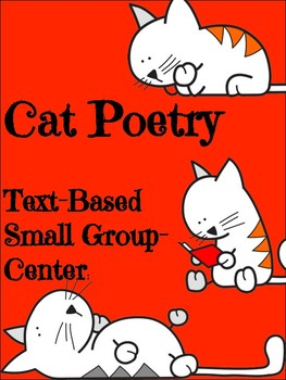 Poetry Lesson Center: Cat Poetry