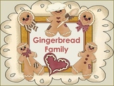 "ESL Activity: Vocabulary/Literacy Skills ""The Gingerbread Family""+ELL Newcomers"
