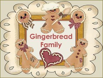 "ESL Activity: Vocabulary/Literacy Skills ""The Gingerbread"