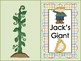 """Jack's Giant"" Vocabulary and Differentiated Literacy Skills-ELL Newcomers Too!"