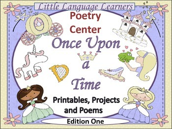 ESL Activities: Fairy Tales Vocabulary/Basic Literacy Skills Kit 1-Newcomers Too