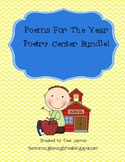 Poetry Center Poems for the Entire Year!