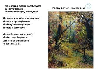 Poetry Center Seasons
