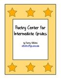 Poetry Center for Intermediate Grades