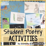 Poetry Challenges - Limerick, Haiku, Blackout, and Illustration