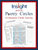 Poetry Circles -Discussion Cards, Activities, and Reading Response