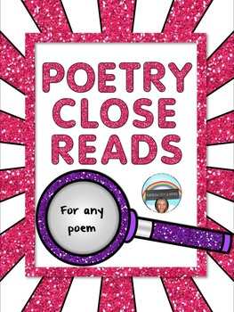 Poetry Close Reads for Any Poem