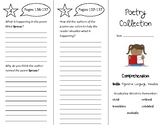 Poetry Collection Trifold - myView 5th Grade Unit 3 Week 4