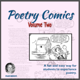 Poetry Comics Vol.2: Imagery, Form, and Irony: Activities