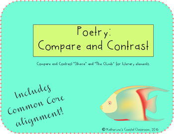 Poetry Compare & Contrast