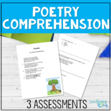 Poetry Comprehension Test Prep