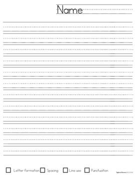 Poetry Copywork - Handwriting Practice