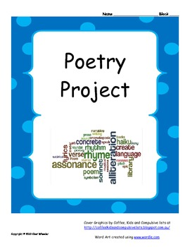 Poetry Cumulative Project