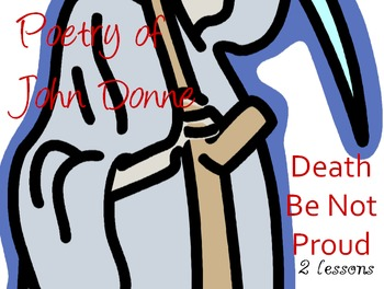 Poetry: 'Death Be Not Proud' John Donne