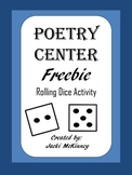 Poetry Dice Roll Game