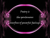 Poetry Display Banners