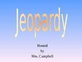 Poetry Double Jeopardy