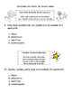 Poetry Elements Assessment test