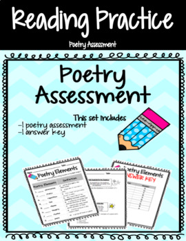 Short Assessment Poems