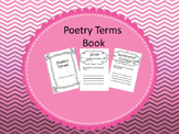 Poetry Elements Book
