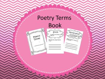Poetry Elements Book