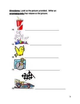 Poetry Elements Quiz