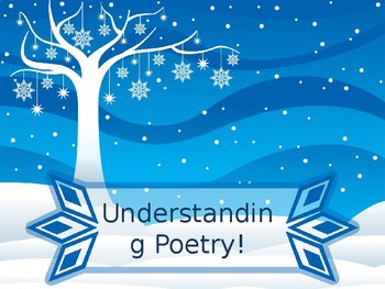 Poetry Elements and Types