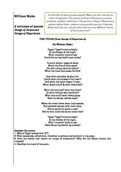 Poetry (English Romanticism)