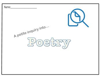 Poetry Exploration