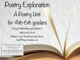 Poetry Exploration Unit - Learning to Love Poetry - 20 Les
