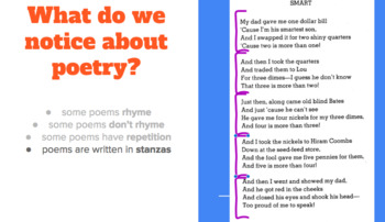 Poetry Exploration with Shel Silverstein