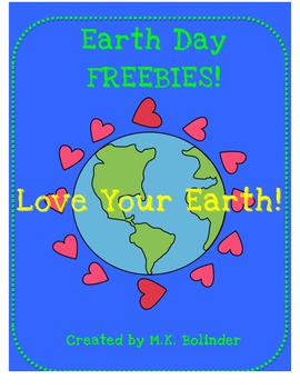 Poetry FREEBIE - Earth Day