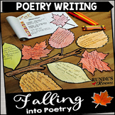 Poetry Writing Falling into Poetry