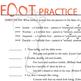 Poetry Feet - Iambic, Trochaic, Anapestic, Dactylic