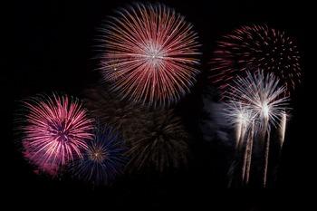 Poetry - Fireworks, by James Reeves