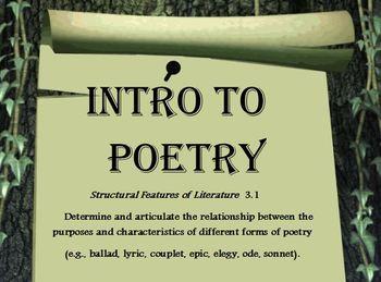 Poetry Flipchart