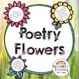 Poetry Flowers Craft