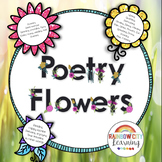 Poetry Flowers Craft