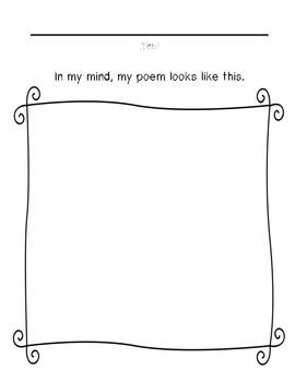 Poetry Fluency FREEBIE