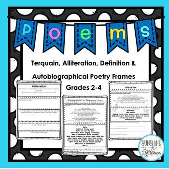 Poetry Frames For Terquainalliterationdefinition Autobiographical
