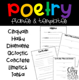 Poetry Frames & Templates