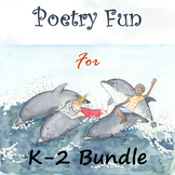 Poetry Fun for K-2 Bundle
