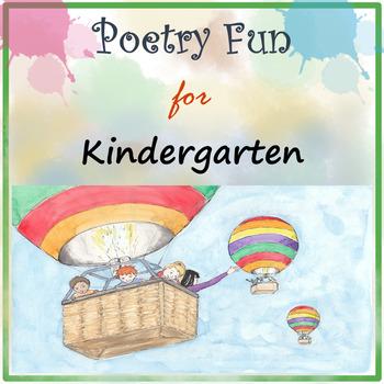 Poetry Fun for Kindergarten